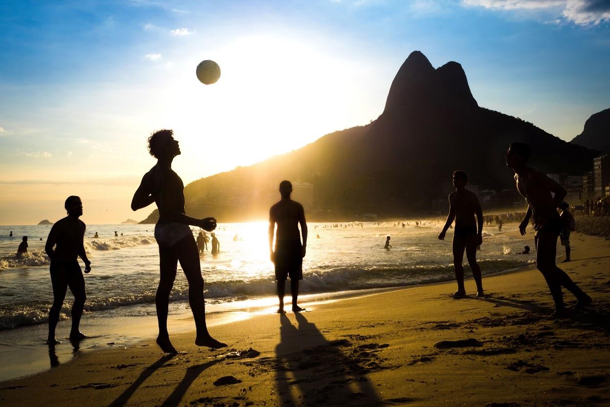 Brazil by VBRATA